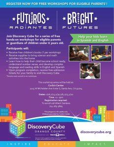 Bright Futures/ Futuros Radiantes @ Corbin FRC |  |  |